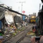 Dos curiosos mercados cercanos a Bangkok