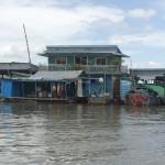 Kampong Chhnang (I). Posiblemente el día viajando mas mágico de mi vida