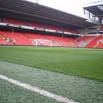 El estadio de una de las mejores aficiones del mundo, Anfield Road