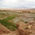 Diario de viaje al sur de Marruecos 2014. Día 3. Hacia el desierto por la ruta de las kasbahs