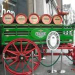 Heineken Experiencie, la antigua fabrica y museo de la marca en Amsterdam