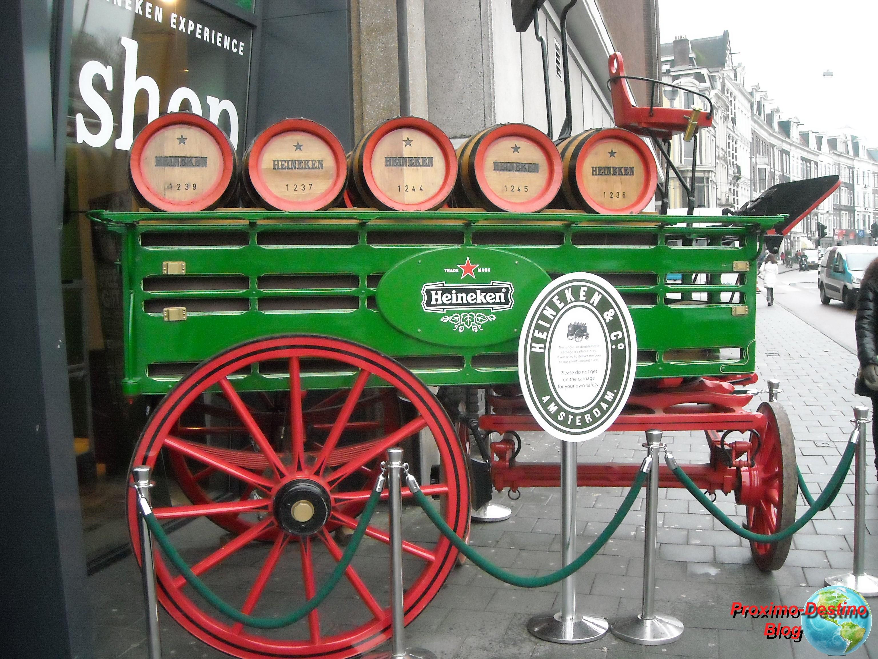 Heineken Experiencie, la antigua fabrica y museo de la marca en ...