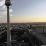 Vistas panorámicas de Berlin