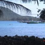 En barco por los alrededores de Koh Rong