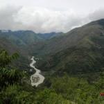 Diario de viaje a Peru. Dia 5. De Santa Maria a Santa Teresa
