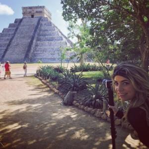 Meg_Chichen Itza