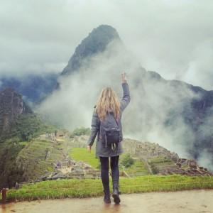 Meg_Machu Picchu