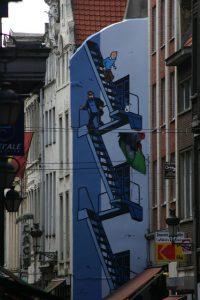 tintin-en-bruselas