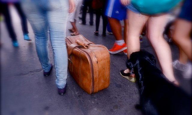 La típica maleta de cuero de toda la vida desde luego es preciosa, pero hoy en día la mejor compra desde luego no es