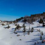 Raquetas de nieve en Larra-Belagua