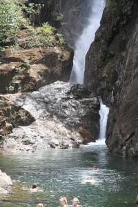 Cascada en Koh Chang