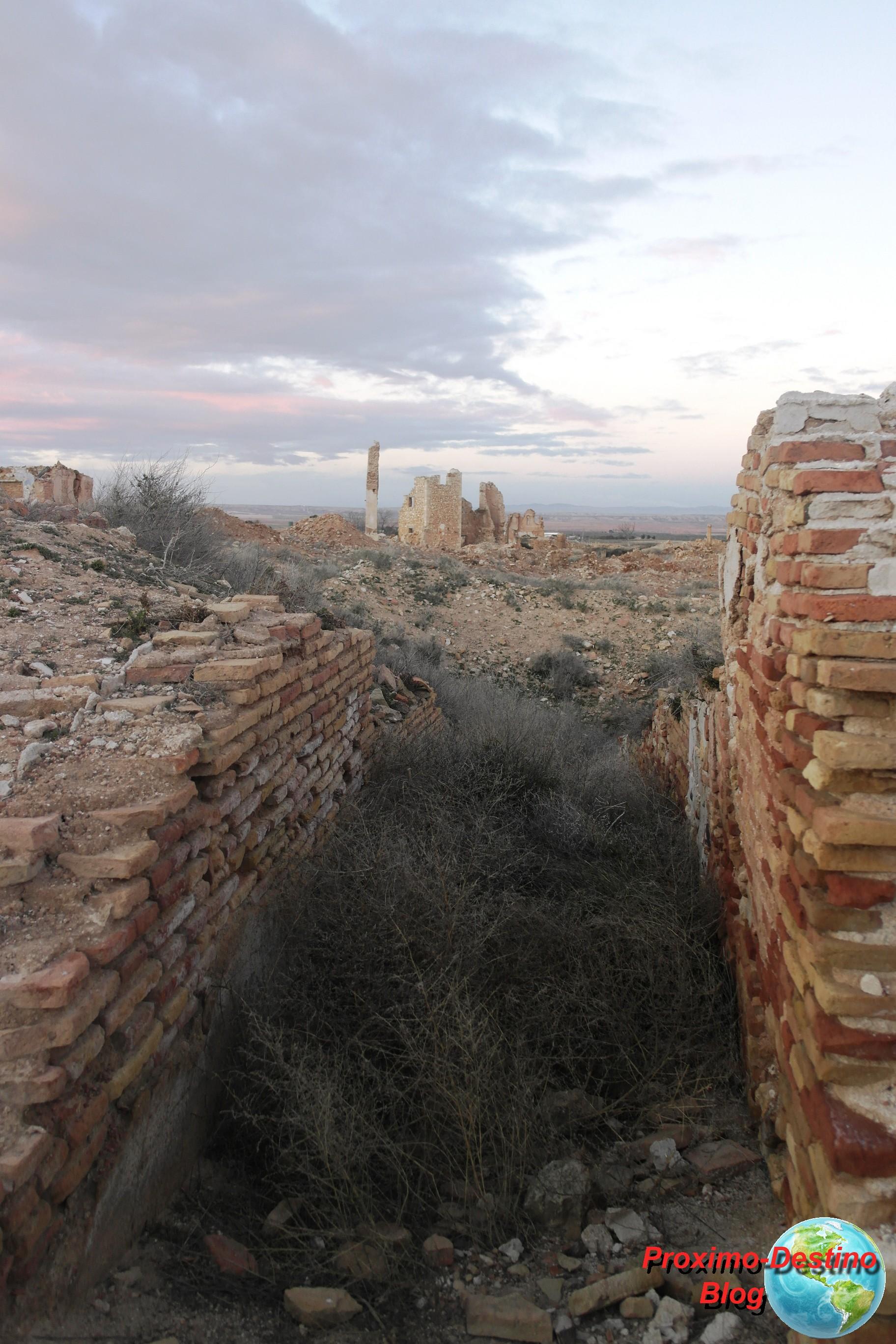 Awesome Belchite Cuarto Milenio Pictures - Casas: Ideas, imágenes y ...