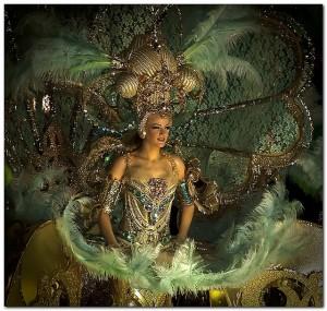 Reina del Carnaval 2010 por Carlos SM
