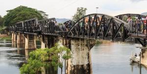 Puente sobre el rio Kwai