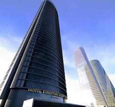 Eurostar Madrid Tower