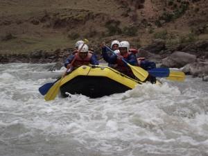 Rafting Urubamba