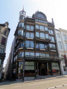 El Museo de Instrumentos Musicales, un buen ejemplo de arquitectura Art Noveau
