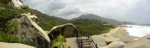 El Tayrona, el lugar que esta ganando fama por la Bicicleta de Shakira